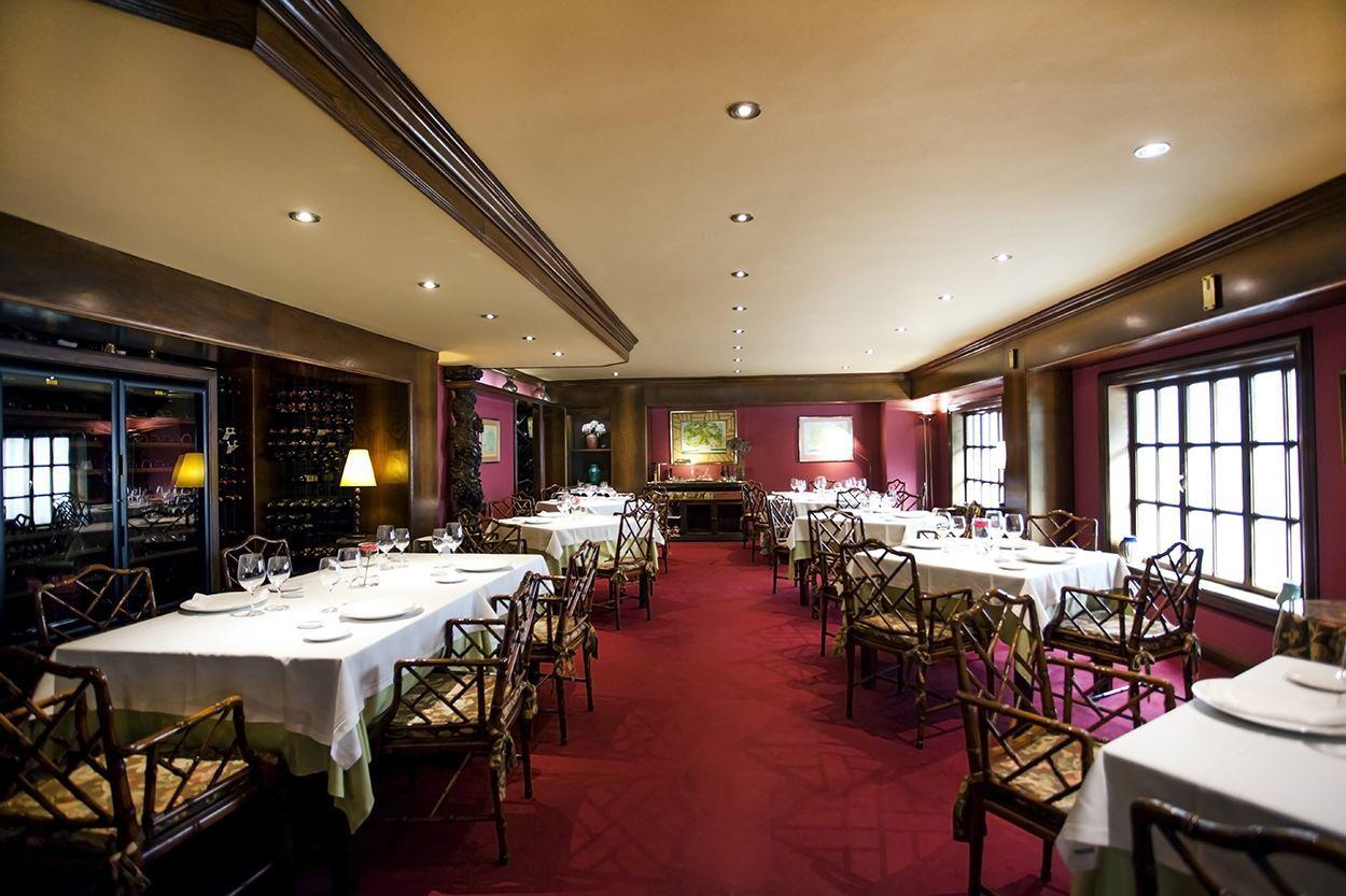 Comedor principal Restaurante Del Arco Oviedo 3